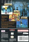 Whirl Tour GameCube Back Cover