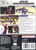 NBA Live 2004 GameCube Back Cover