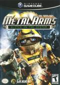 Metal Arms: Glitch in the System GameCube Front Cover