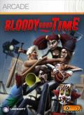 Bloody Good Time Xbox 360 Front Cover