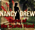 Nancy Drew: Secret of the Scarlet Hand Windows Front Cover