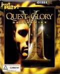 Quest for Glory V: Dragon Fire Windows Front Cover