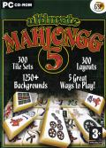 Ultimate Mahjongg 5 Windows Front Cover