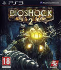 BioShock 2 PlayStation 3 Front Cover