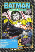 Batman: The Caped Crusader DOS Front Cover