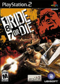 187: Ride or Die PlayStation 2 Front Cover