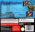 Puzzle Kingdoms Nintendo DS Back Cover