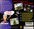 Jumping Flash! 2 PlayStation Back Cover