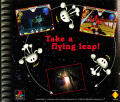 Jumping Flash! 2 PlayStation Inside Cover