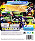 ModNation Racers PlayStation 3 Back Cover