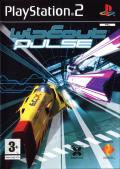 WipEout Pulse PlayStation 2 Front Cover