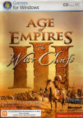 Age of Empires III: The WarChiefs Windows Front Cover