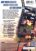 Chase: Hollywood Stunt Driver Xbox Back Cover