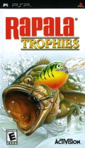 Rapala Pro Fishing PSP Front Cover