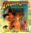 Indiana Jones and the Fate of Atlantis DOS Other Slipcase - Front