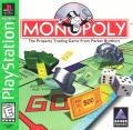 Monopoly PlayStation Front Cover