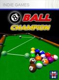 8 Ball Pool Champion Xbox 360 Front Cover