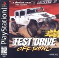 Test Drive: Off-Road PlayStation Front Cover