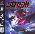 Streak Hoverboard Racing PlayStation Front Cover