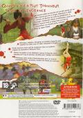 Red Ninja: End of Honor PlayStation 2 Back Cover