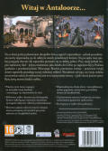 Two Worlds: Game of the Year Edition Windows Back Cover