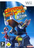Disney's Chicken Little: Ace in Action Wii Front Cover