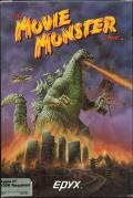 The Movie Monster Game Apple II Front Cover