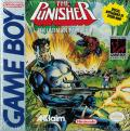 The Punisher: The Ultimate Payback! Game Boy Front Cover