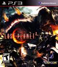 Lost Planet 2 PlayStation 3 Front Cover