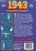 1943: The Battle of Midway NES Back Cover