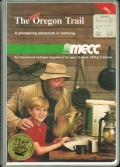 The Oregon Trail Apple II Front Cover