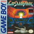 CosmoTank Game Boy Front Cover