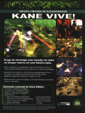 Command & Conquer 3: Tiberium Wars (Kane Edition) Windows Back Cover