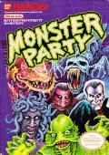 Monster Party NES Front Cover