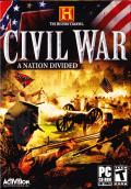 The History Channel: Civil War - A Nation Divided Windows Front Cover