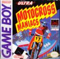 Motocross Maniacs Game Boy Front Cover