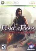Prince of Persia: The Forgotten Sands Xbox 360 Front Cover