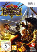 Sid Meier's Pirates! Wii Front Cover
