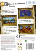 Sid Meier's Pirates! Wii Back Cover