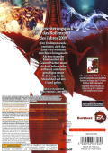 Dragon Age: Origins - Awakening Xbox 360 Back Cover