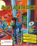 Bio Menace DOS Front Cover