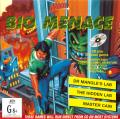 Bio Menace DOS Other Jewel Case - Front