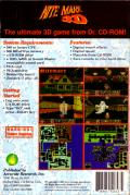 Nitemare-3D DOS Back Cover