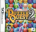 Puzzle Quest 2 Nintendo DS Front Cover