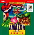 The Amazon Trail Macintosh Other Jewel Case - Front