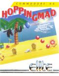 Hoppin' Mad Commodore 64 Front Cover