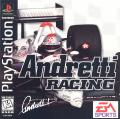 Andretti Racing PlayStation Front Cover