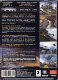 TrackMania Power Up! Windows Back Cover