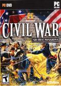 Civil War: Secret Missions Windows Front Cover