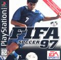 FIFA Soccer 97 PlayStation Front Cover
